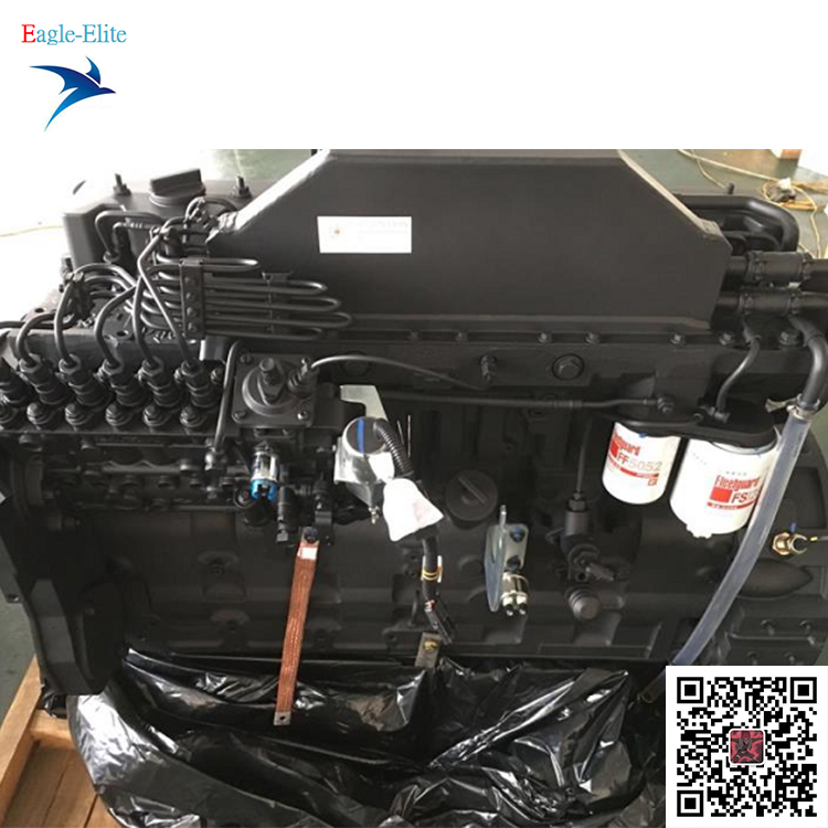 Dongfeng/DCEC Cummins Engine assembly and spare parts