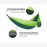 The Pup Joint Cosmetic bag / UPLIFT hammock makes the diffe