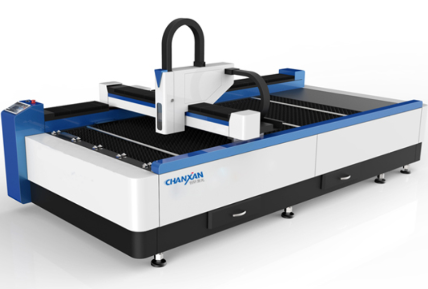CW-1325J Fiber Laser Cutting Machine for Metal
