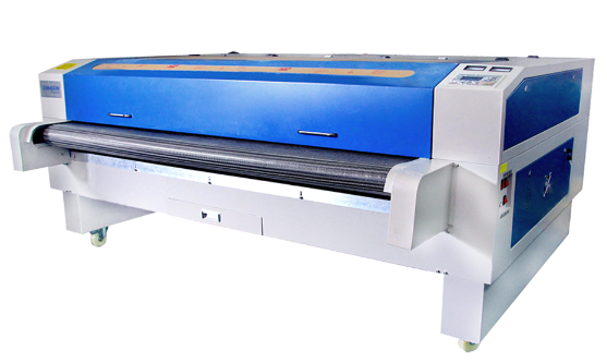 CW-1810TF Multiple Laser Head Laser Cutting Machine