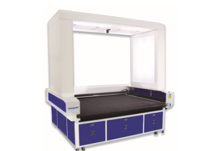 CW-1610HFS High CCD Auto-feeding Laser Cutting Machine