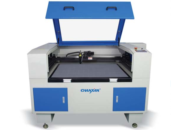 CW-1610S Camera Laser Cutting Machine
