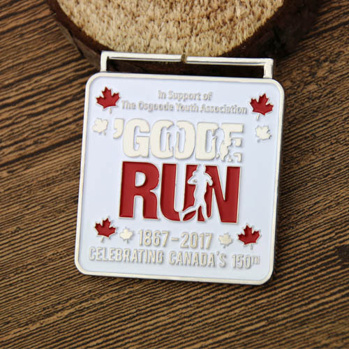 Running Medals | 150th Anniversary Of Canada Custom Medals