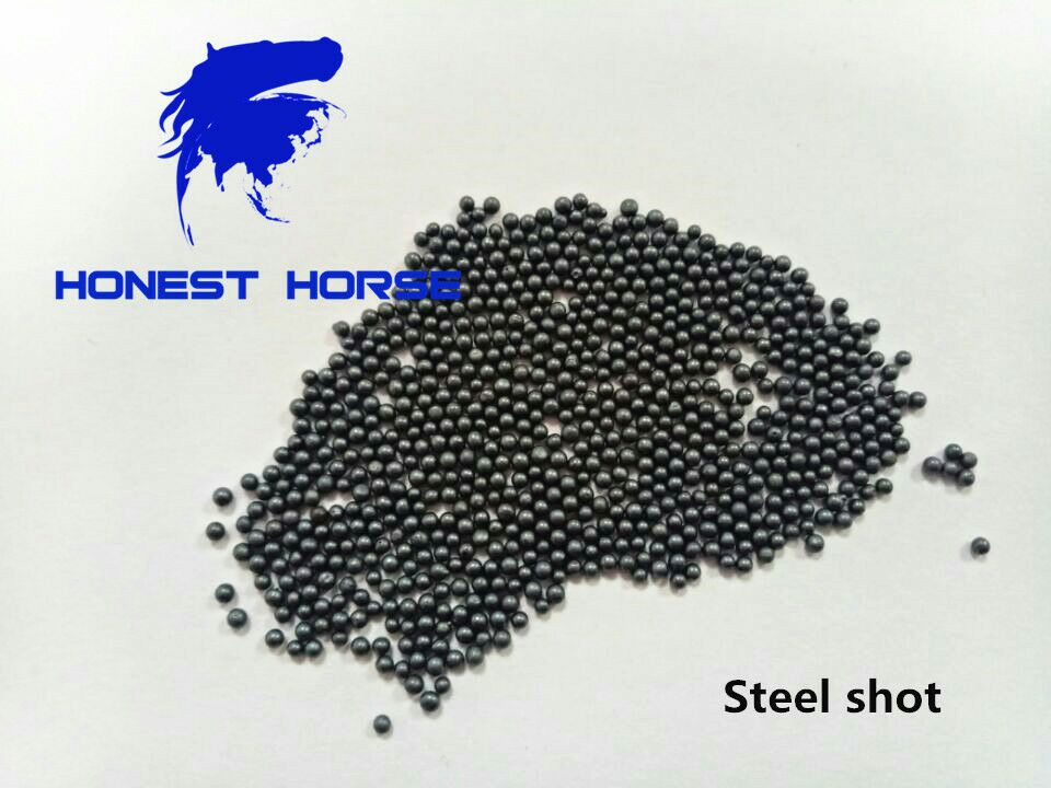 steel shot S230 for  shot blasting