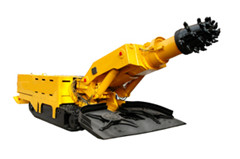EBZ135 Rock Tunneling Machine,Roadheader,rock tunnel boring machine,Construction machines