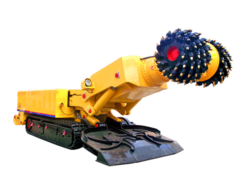 EBH260A Boom-Type Rock Tunneling Machine,Rock Roadheader,Boom-Type Rock Tunneling Machine,boom-type roadheader,Boom-type tunneling machine
