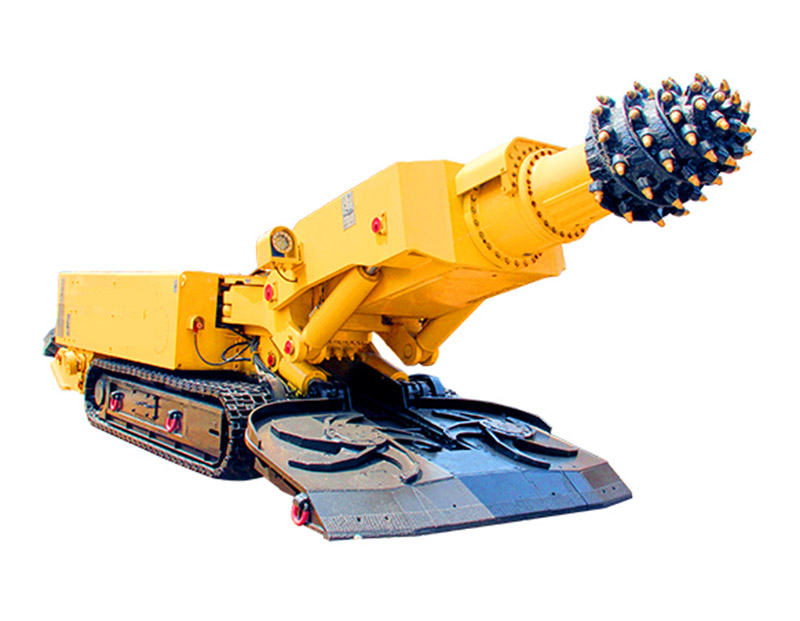 EBZ230(A) Rock Tunneling Machine,Rock Roadheader,Boom-Type Rock Tunneling Machine,boom-type roadheader,Boom-type tunneling machine