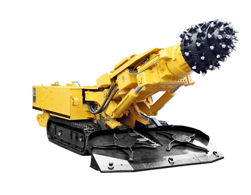 EBZ260A B Rock Tunneling Machine,Rock Roadheader,Boom-Type Rock Tunneling Machine,boom-type roadheader,Boom-type tunneling machine