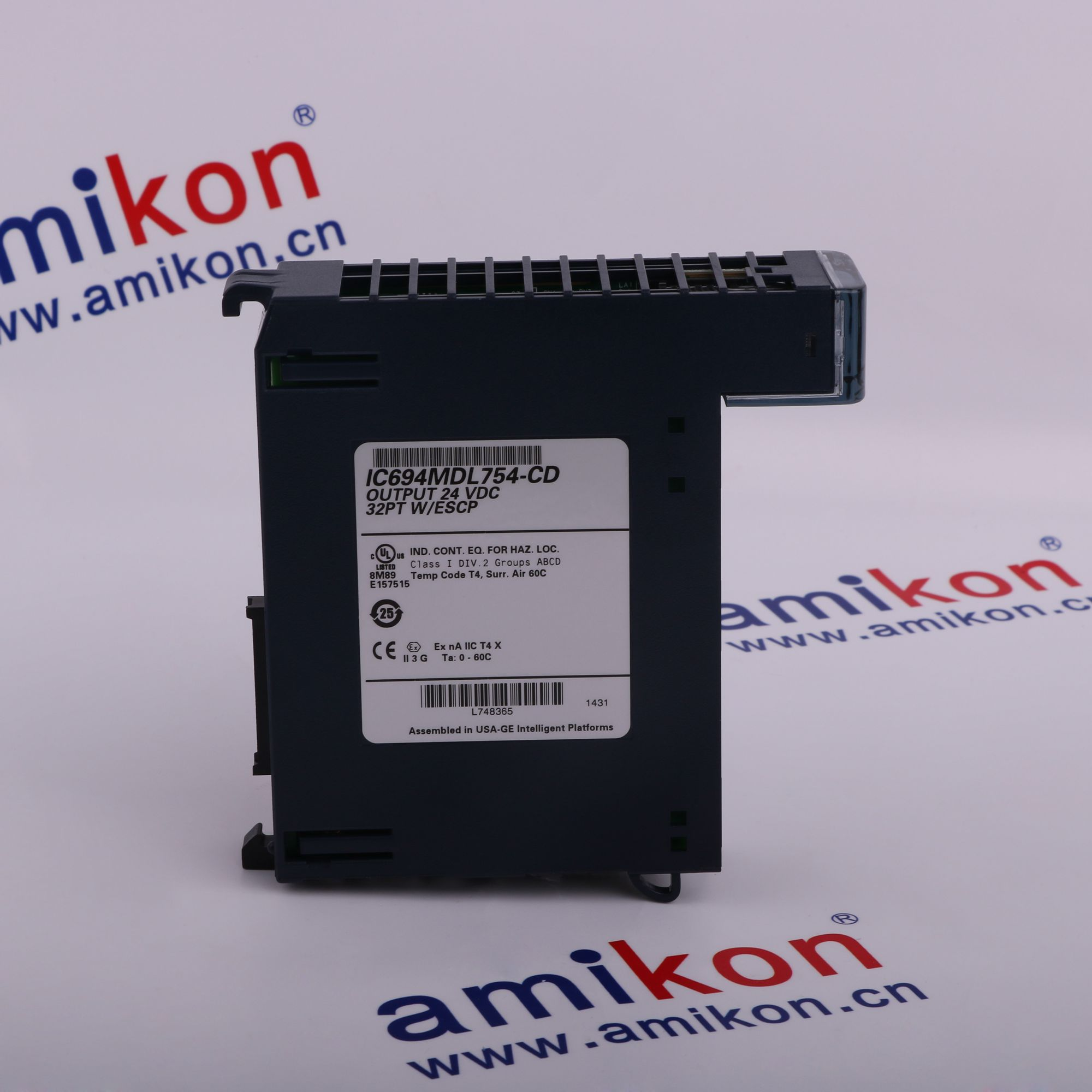 GE GE IC600CR620RR PLS CONTACT:Sales8@amikon.cn pls!!!