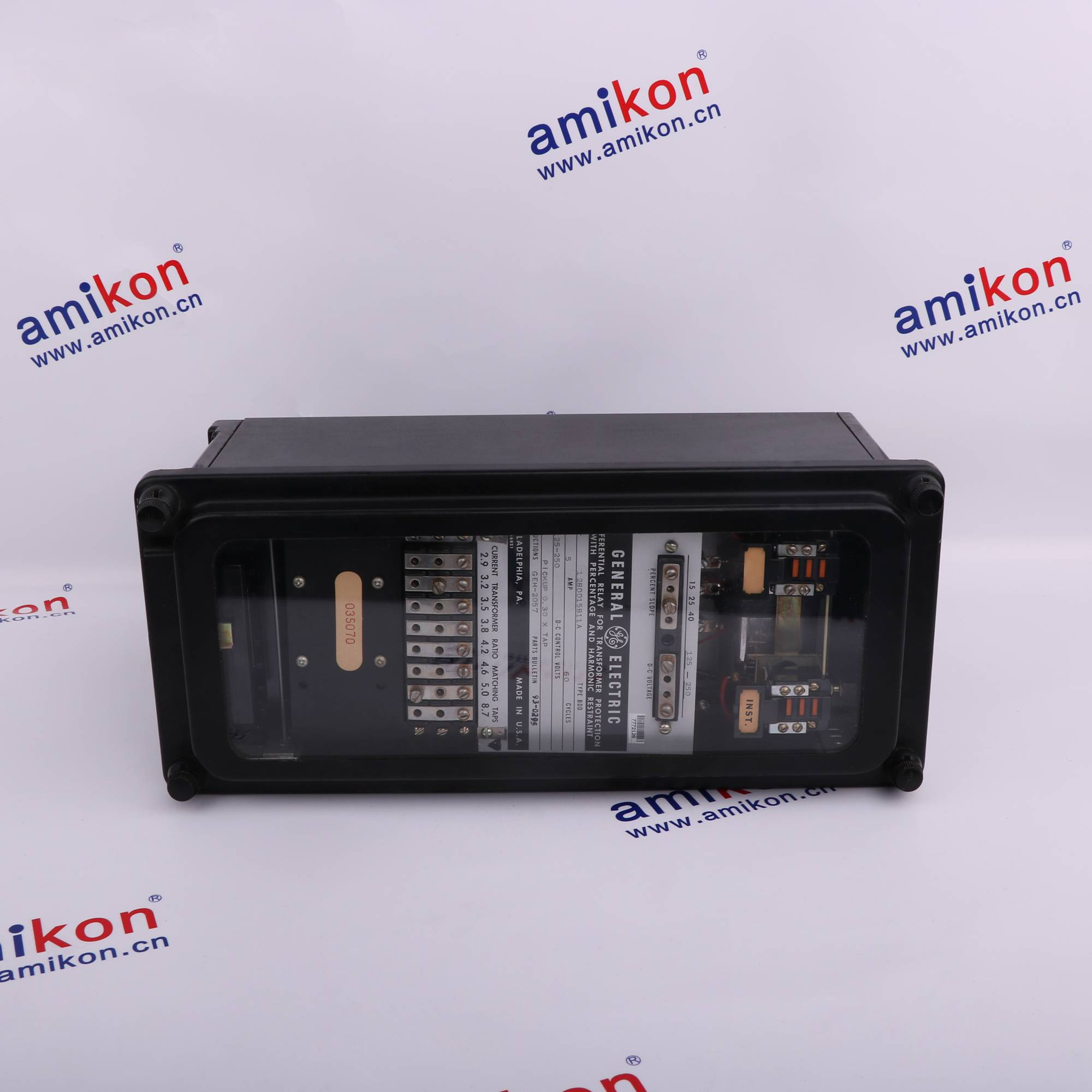 IN STOCK GE  IC600CM548RR CONTACT:sales8@amikon.cn