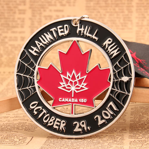 Cheap Medals - Cheap Medals for Haunted Hill Run