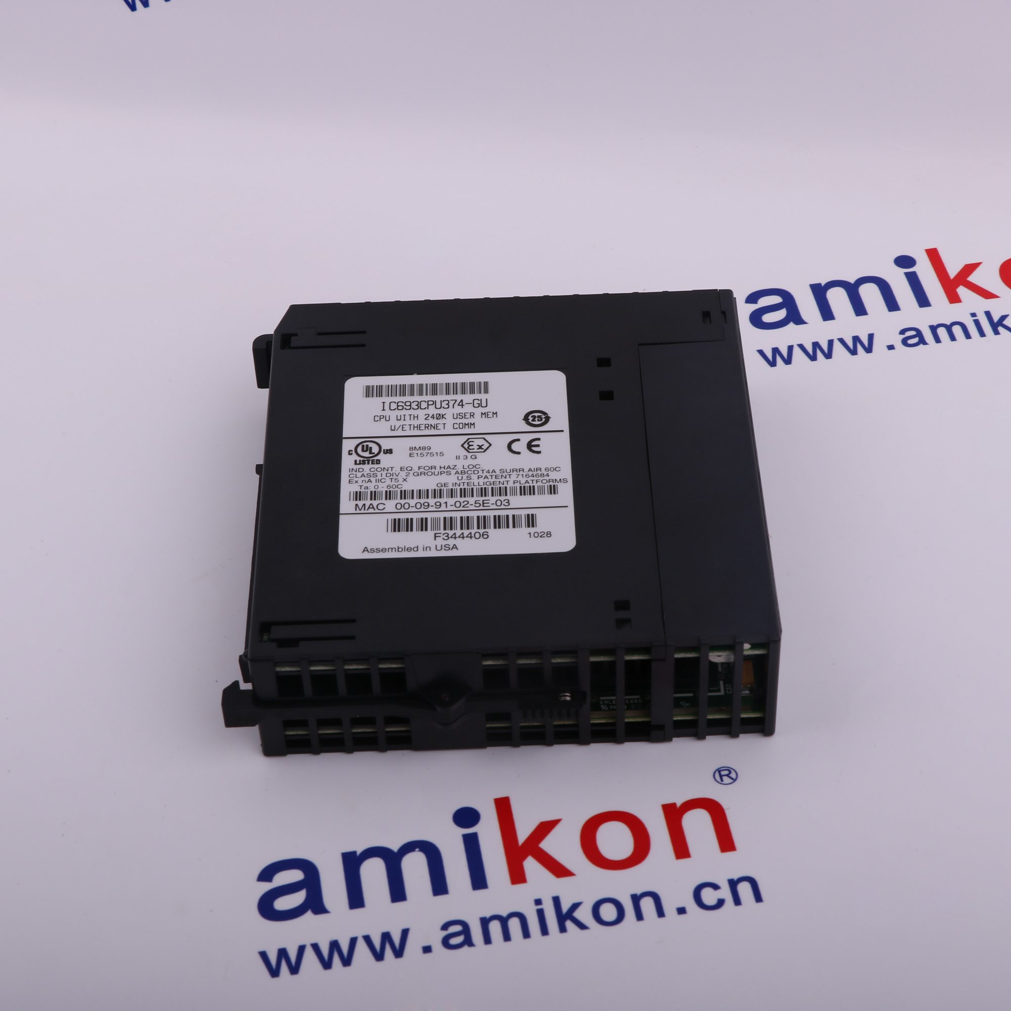 NEW  GE  IC693ACC301 PLS contact Tiffany Guan:sales8@amikon.cn