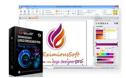 EximiousSoftis committed tologo software,logo design softwa