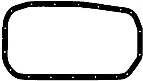 MITSUBISHI Oil Pan Gasket OE MD030133