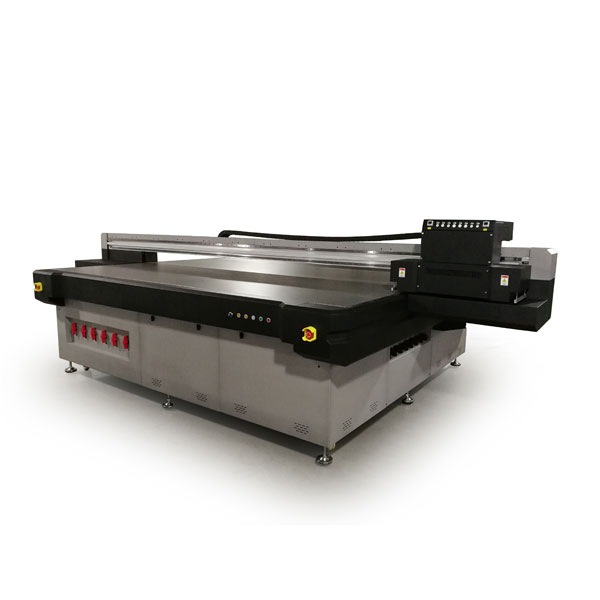 JSW Large Format Digital Flatbed LED UV Printing Machine