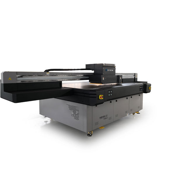 JSW Industrial Large Format UV Inkjet Printer Machine