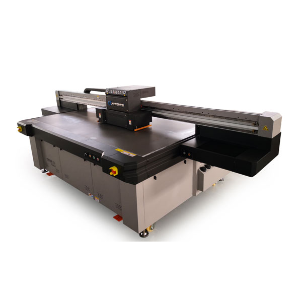 JSW Wide Format UV Inkjet Flatbed Color Printer