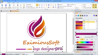 logo software, flashing with high quality