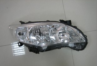 Corolla 2011 Headlamp 81130-02D20/81170-02D20