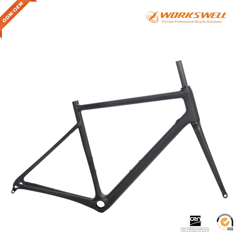 Super light weight New Arrival Toray Full Carbon Fiber Road Frame