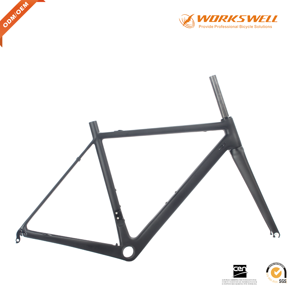 super light Di2 chinese road bicycle T800 frame warranty 2 years