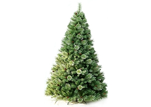 YuZu Christmas, professional plastic christmas tree with ex