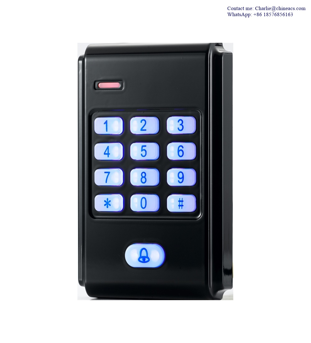 Multifunction Fingerprint Time Attendance and Access Control Device