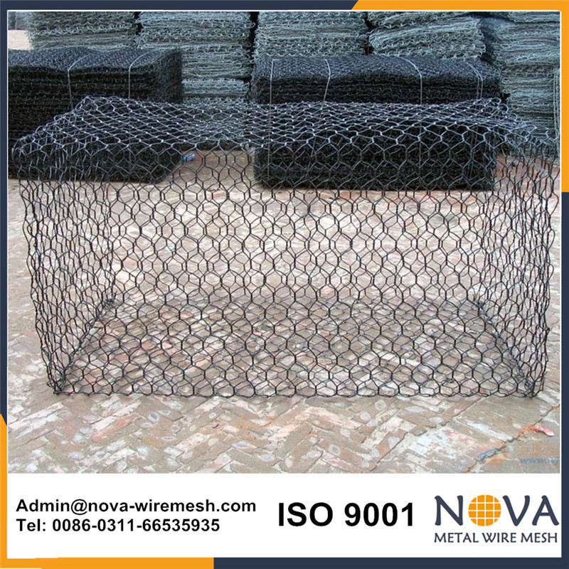 Hot Dip Galvanized Gabions