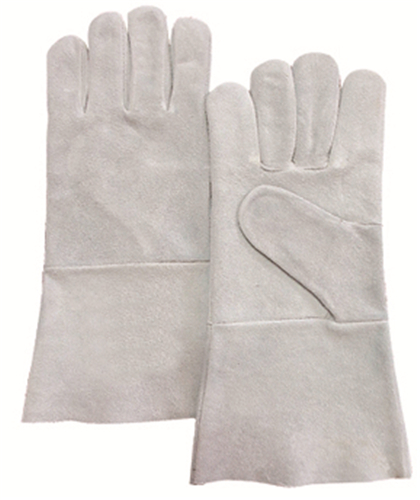 Professional Safety Equipment Cow Leather Welding Gloves