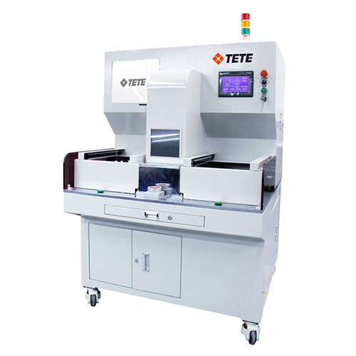 Dual Station Laser Engraver Fiber Laser Marking Divece for Metal and Non Metal Materials TETE DPF-M30
