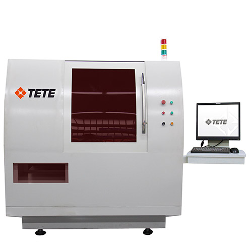 TETE Laser Sapphire Glass and Ceramic Cutting Machine, Laser Cutter Equipment High Precision with Flexible Modules