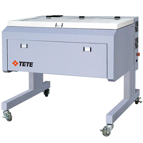 TETE Laser Cutting Machine Laser Cutter System for fabric leather CO2-C100