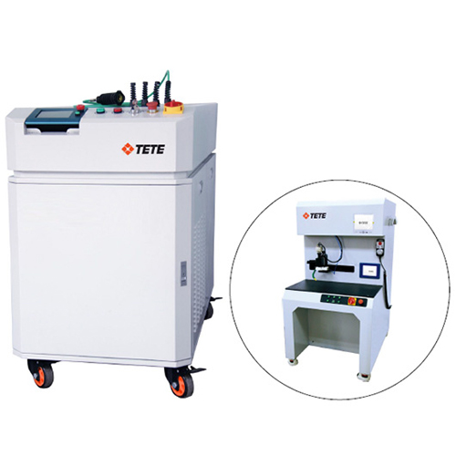 Newest Laser Welding Technology Machine Laser Welder Equipment with X-Y Stage Moving Platform TETE LPY-W75E
