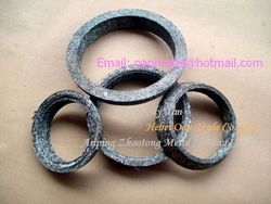 metallic wire mesh seal