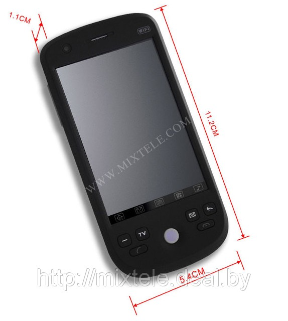 Chinese Android smartphone W007