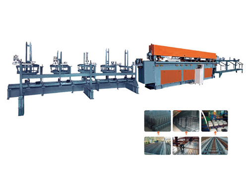 TRUSS GIRDER WELDING MACHINE