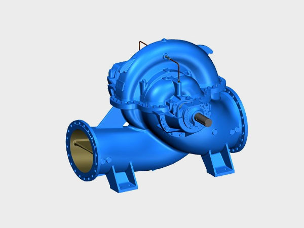 Clean Water Split Casing Centrifugal Pump