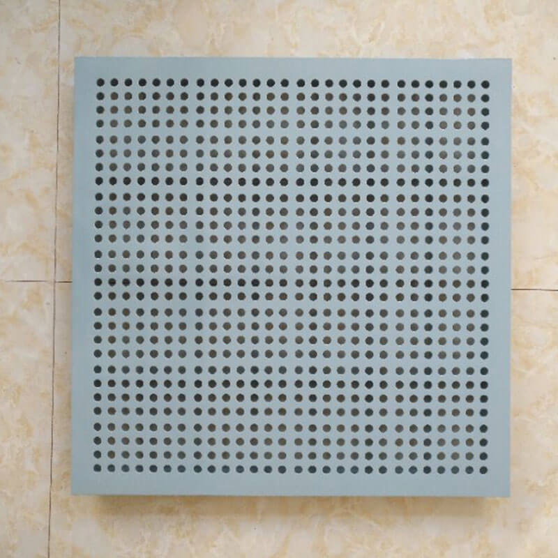 Steel Perforated Panel China