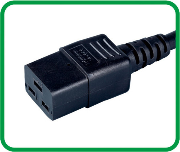 universal Connector IEC 60320 C19 XR-505