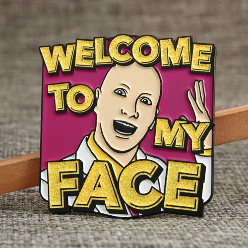 Welcome Custom Pins No Minimum Order
