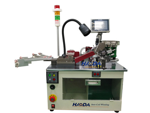 HD25301 cheap hot sale Fully Automatic Toroidal Winding Machine manufacture