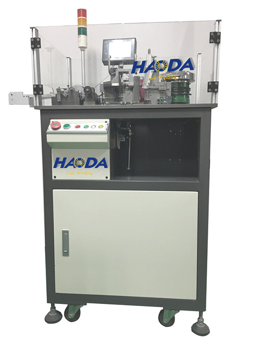 China low cost factory direct sale HD51301-A Fully Automatic Toroidal Winding Machine manufacture