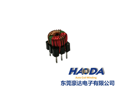 China High Current Factory Hot Sale Custom Toroidal core inductor coils manufacture