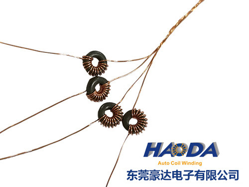 China low cost Modern design high quality Toroidal core inductor coils wholesale
