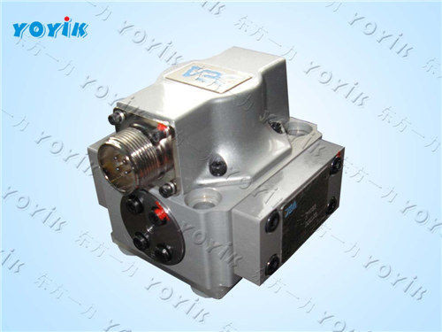Power station parts servo valve W.01.J.0021