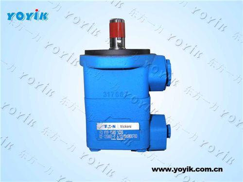 Power plant parts EH oil Circulating pump W.02.A.0002