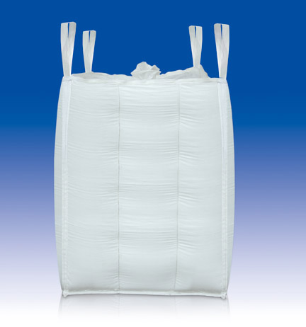 Jumbo bag  Baffle bag 4-panel Formstable FIBC 1ton bag PP virgin