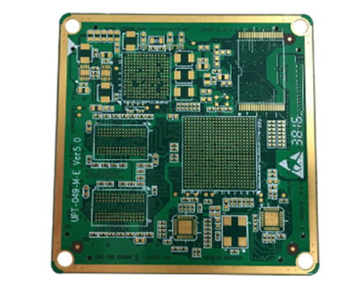Multilayers PCB FR4 with Gold Fingers BGAs Impedance wholesale