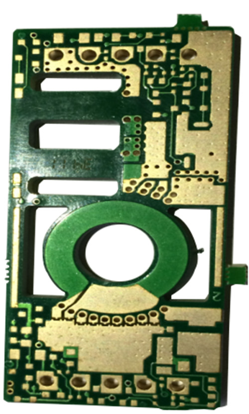 Multilayers PCB FR4 20L with Immpedance manufactuer