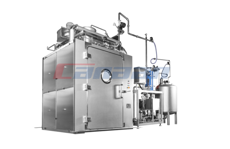 QD SERIES BIN WASHING STATION